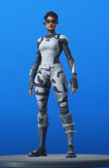 Skin Artica Assassin