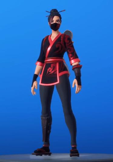 Skin Jade Rojo