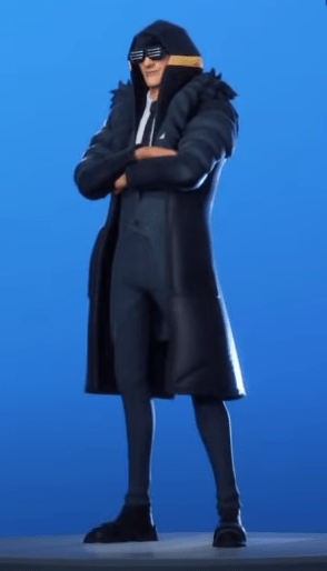 New Skin Wolf (Fortnite)
