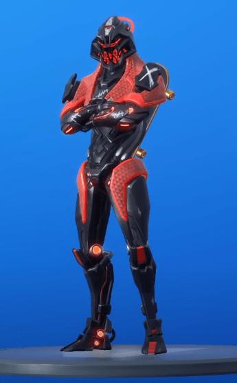 New Skin Oppressor