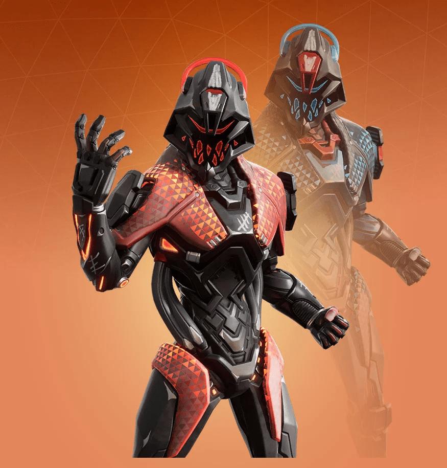 Skin Oppressor (Season X)