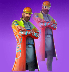 New Skin Synth (Season 12)