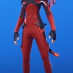 New skin Vix (Red)