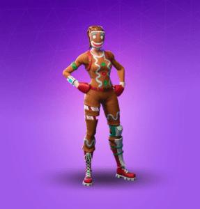 Skin Artillera Jengibre (Ginger Gunner)