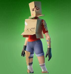 Skin Cajina (Boxy)