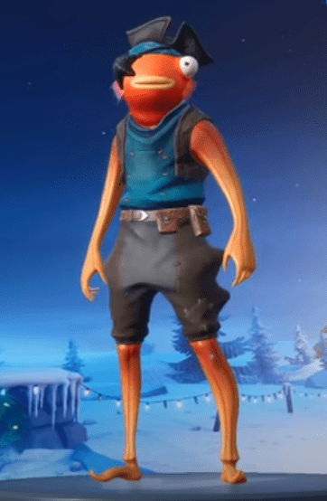 Skin Fishstick (Pirate Style)