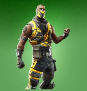 Skin K.O. (Knockout)