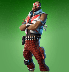 Skin Artillero Salvaje (Wild Gunner)