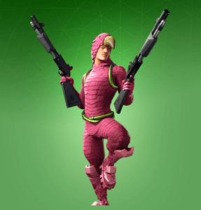 Skin Rey Flamenco (King Flamingo)