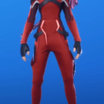 skin Vix sin capucha (Red)