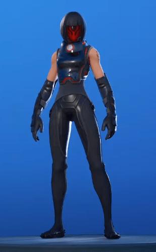 Skin Bachii (Spy Style)