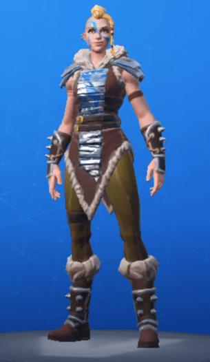 Skin Cazadora