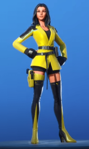 New skin Yellowjacket