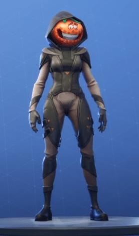 Skin Nigthshide (Señora Tomate)