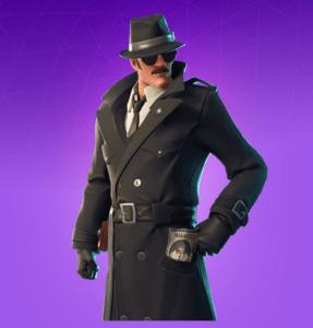 Skin Noir (Detective) (SS4)