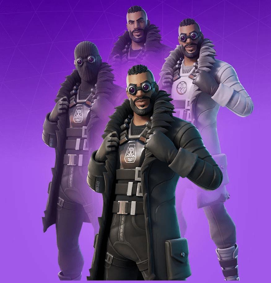 New Skin Renegade Shadow