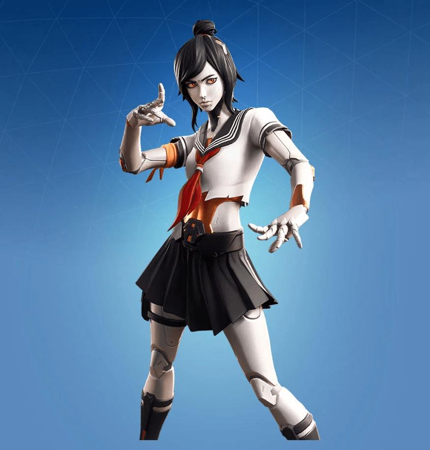Skin Tsuki (Alita)