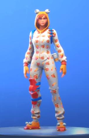 Skin pijamada