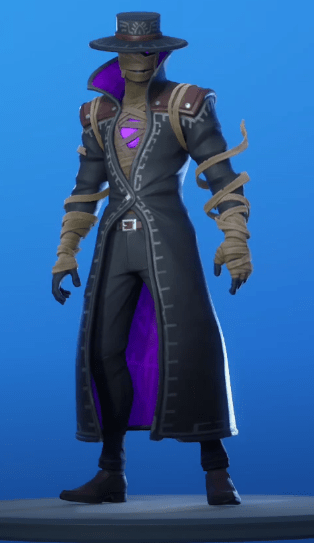 Wrath 2nd Style (purple)