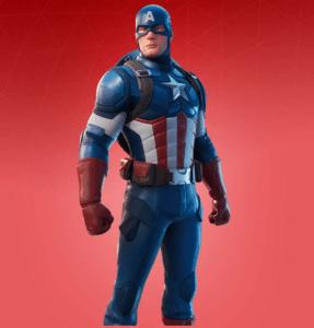Skin Capitán América
