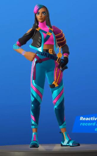 New Skin Envision