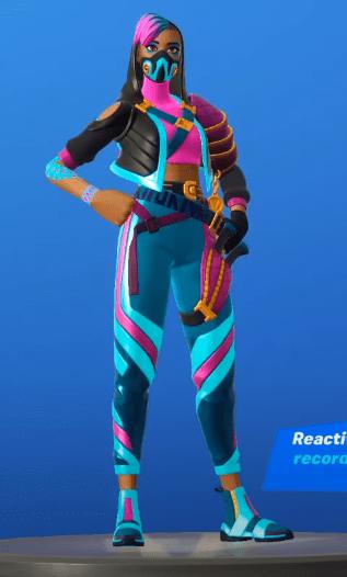 New Skin Envision (Mask)