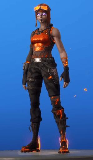 Nueva Skin LLamarada