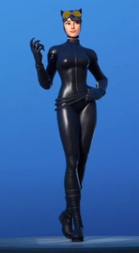Catwoman (2nd Style)