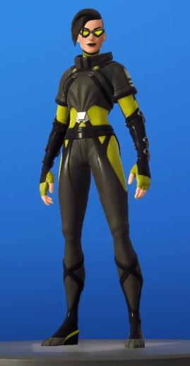 Nueva Skin La Barracuda