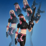 Athleisure Assassin Skin