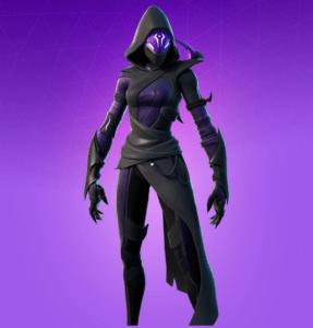 Skin Destino Temible (Dread Fate)