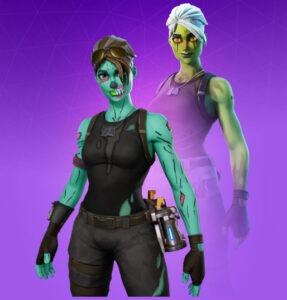 Skin Demonio Militar (Ghoul Trooper)