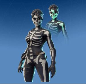 Skin Montaraz Calavera (Skull Ranger)