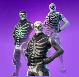 Skin Soldado Calavera (Skull Trooper)
