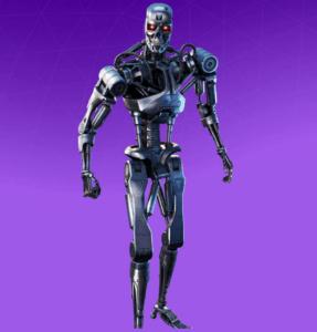 Skin T-800 (Terminator)