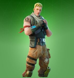 Skin Jonesy I (Jonesy The First)