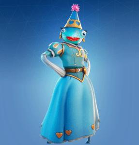 Skin Pez Princesa Felicity (Princess Felicity Fish)