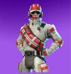 Skin Soldado Salvavidas (Triage Trooper)