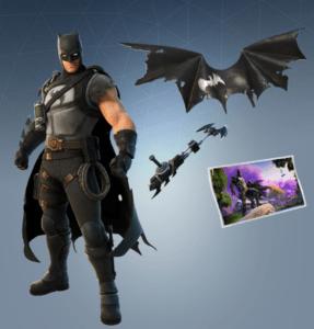 Paquete Especial Batman Cero (Batman Zero Bundle)