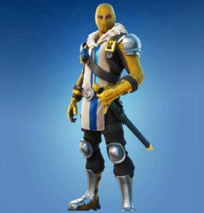 Skin Raptoriano El Valiente (Raptorian The Brave)