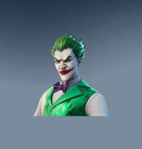 Skin The Joker