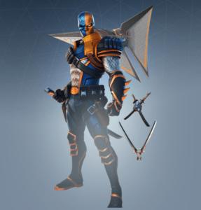 Skin Deathstroke Cero