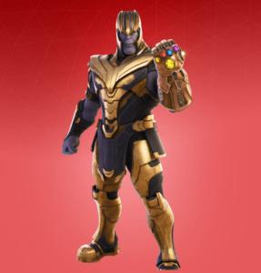 Skin Thanos (Fortnite)