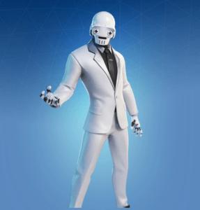 Skin Ejecutor Espectro (Ghost Enforcer)