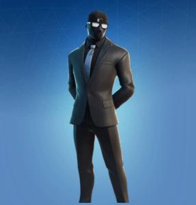 Skin Ejecutor Sombra (Shadow Enforcer)