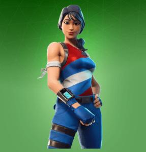 Skin Montaraz Estrellada (Star-Spangled Ranger)