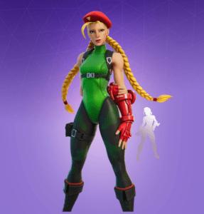 Skin Cammy (Street Fighter)